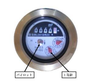 メータ器指示盤