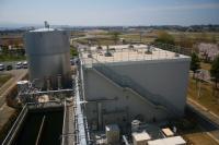 ガスホルダ・メタン発酵設備