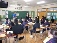 中学校英会話科