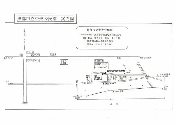 Guidance map