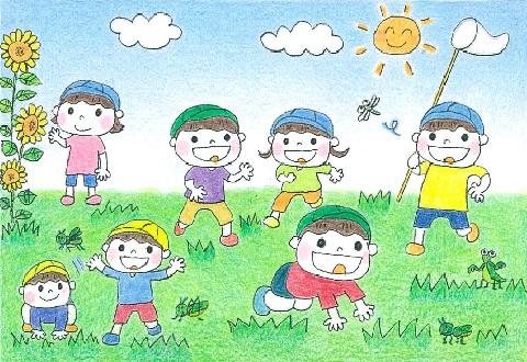 sukoyakakurobe child summer